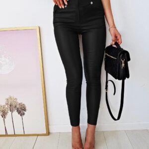 Παντελόνι σε μαύρο χρώμα